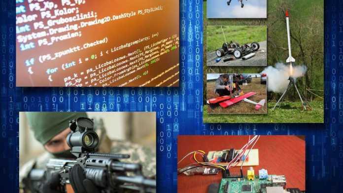 DARPA: Erfinder, Hacker und Maker sollen Waffen bauen
