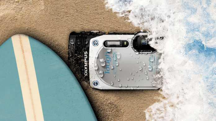 Olympus TG-870: Robuste Kompakte für den Urlaub