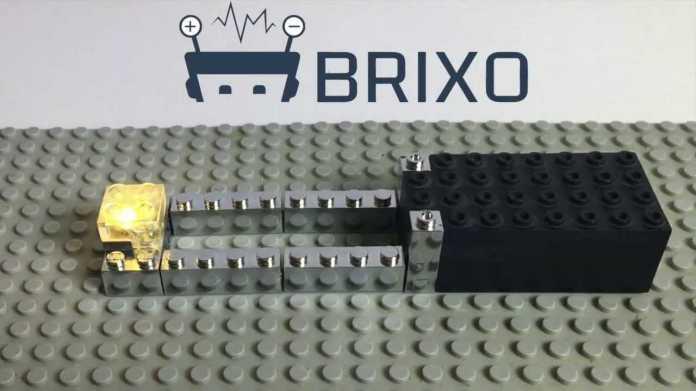 Brixo: Stromkreise für Lego-Welten