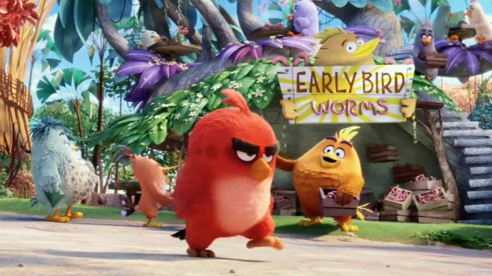 """Angry Birds""-Film"