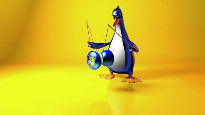 Windows-Subsystem für Linux