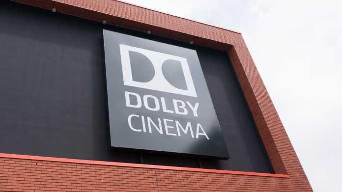 """Dolby hat mit """"Dolby Cinema"""" ein eigens Gütesiegel für Digitalkinos eingeführt."""