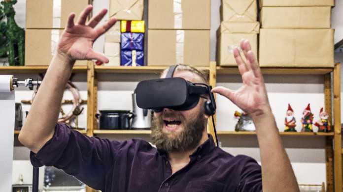 Oculus-Rift-Marathon: Wir spielen alle 52 verfügbaren Titel am Stück