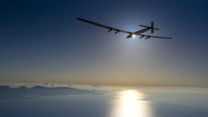 Solar Impulse 2: Nach neun Monaten Pause wieder startklar