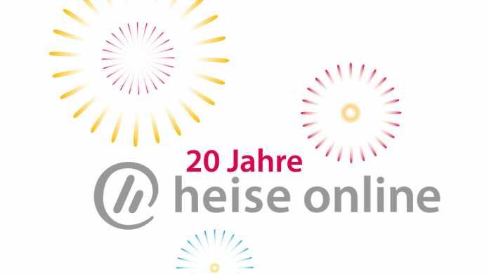 20 Jahre heise online