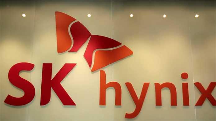 Logo von SK hynix