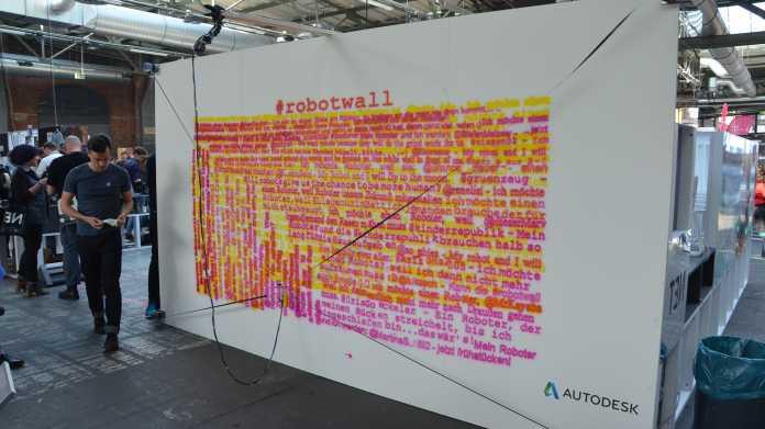 re:publica: MIDI-Controller aus Papier und High-Tech Prothesen aus dem 3D-Drucker