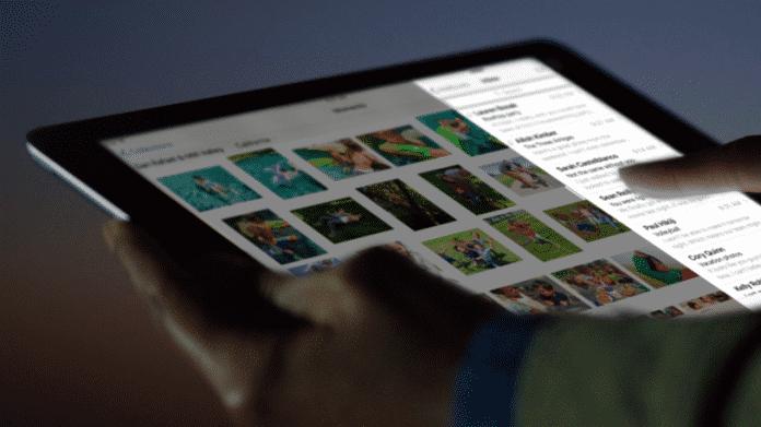 iOS 9.3 auf dem iPad