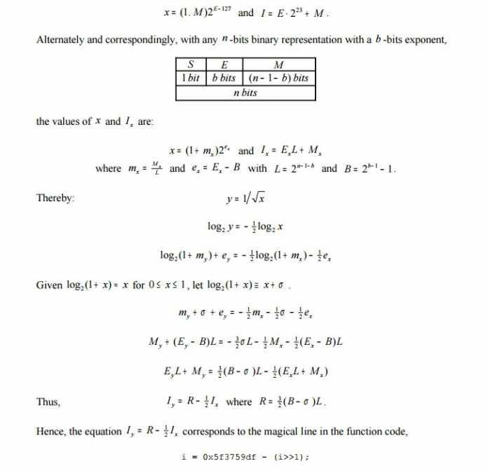 [Link auf http://www.daxia.com/bibis/upload/406Fast_Inverse_Square_Root.pdf]