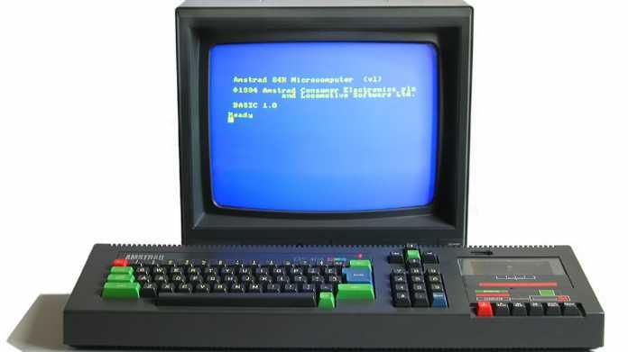 Retro Computing: Programmierwettbewerb für den CPC 464