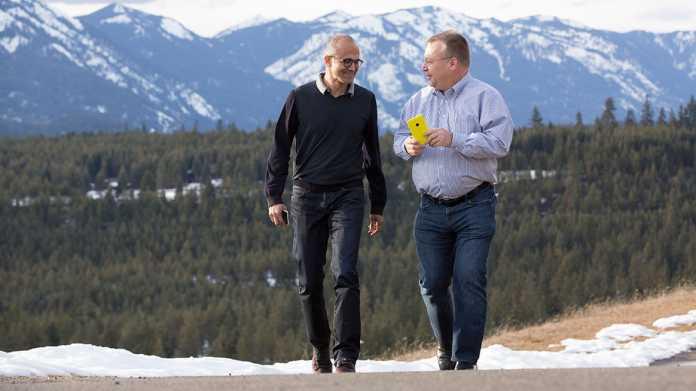 Microsoft baut weitere Nokia-Jobs ab