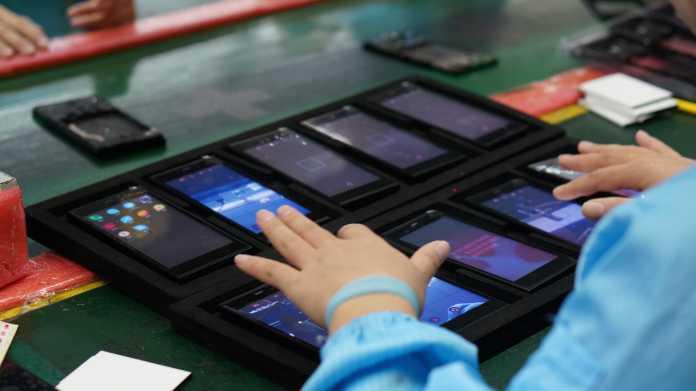 Jolla: Entwickler-Smartphone für die Sailfish-Community