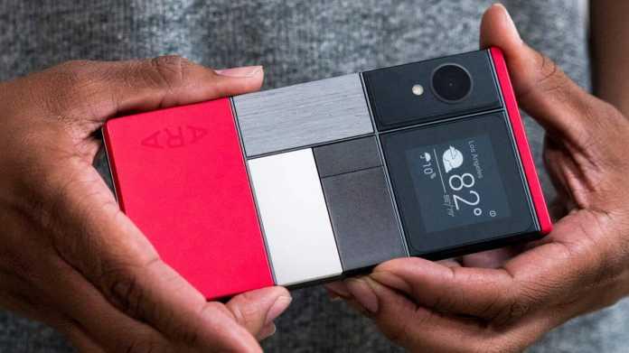 Ideengeber fürs modulare Smartphone kritisiert Google