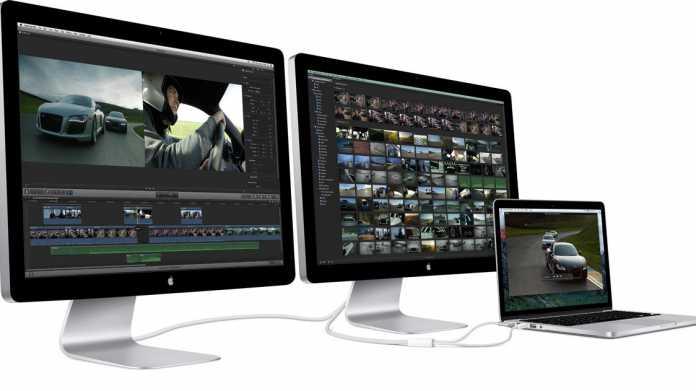 Spekulationen über Apple-5K-Display mit integrierter GPU