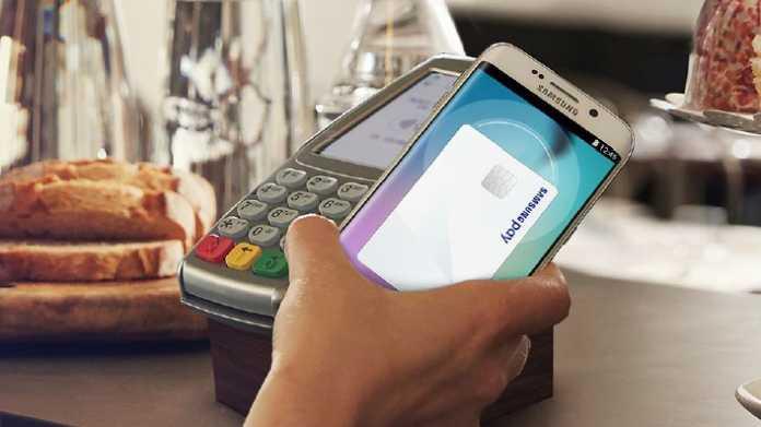 Samsung Pay startet in Spanien