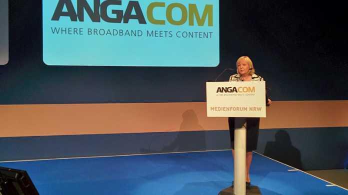 "Anga Com & Medienforum NRW: Kraft will ""Netzkodex"" gegen Hass im Internet"