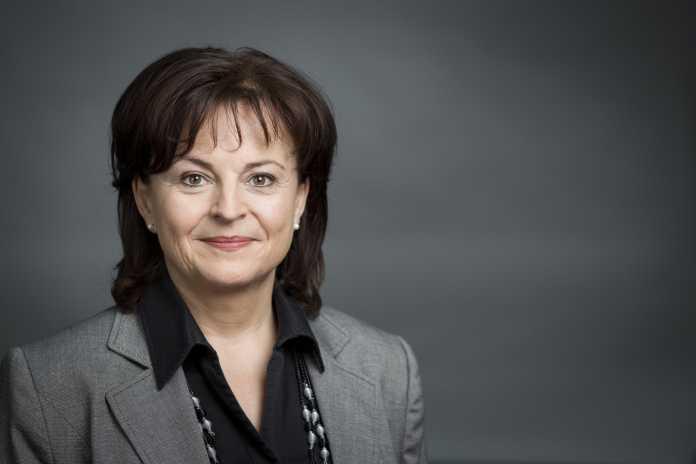 Die Drogenbeauftragte der Bundesregierung, Marlene Mortler