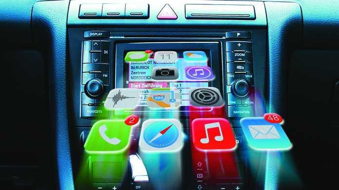 Qt will ins Auto mit der Qt Automotive Suite