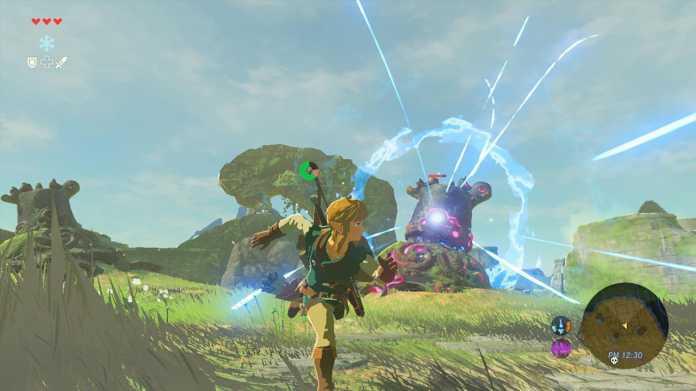 Nintendo baut Zelda: Breath of the Wild zum Open-World-Abenteuer aus