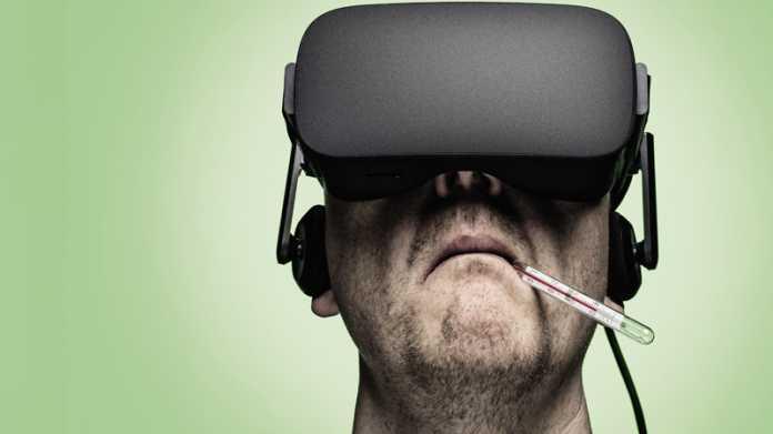 Kommentar: VR ist nur ein großer Hype!