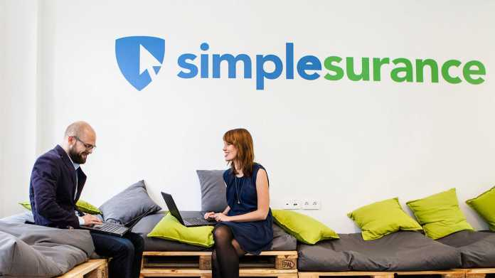 Allianz steigt bei Start-up Simplesurance ein