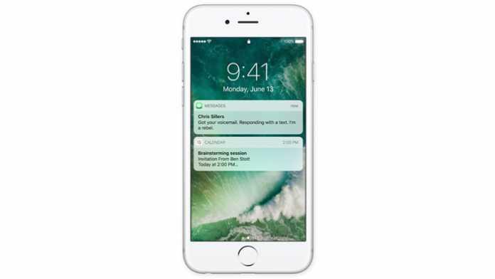 """Neue """"Raise to Wake""""-Funktion in iOS 10 nur für bestimmte Geräte"""