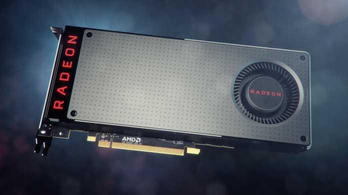 Polaris ist da: Radeon RX 480 mit viel Performance