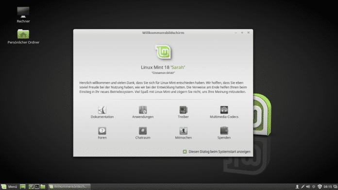 Linux Mint 18 freigegeben: Wichtige Codecs jetzt nicht mehr dabei