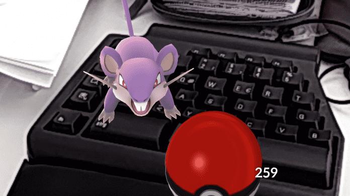 Pokemon Go: Der alte Mann und das Pikachu