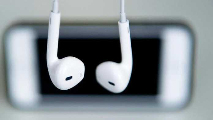 Apple Musikstreaming