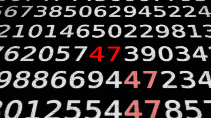 Zahlen, bitte! Die Zahl 47 mit Star Trek (und anderem) zu tun hat