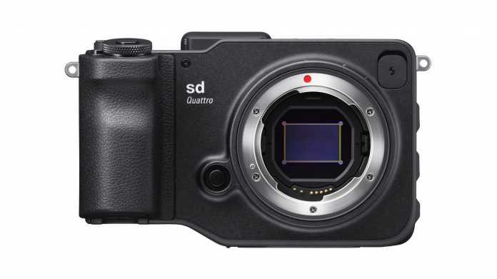 Sigma sd Quattro: Spiegellose Systemkamera für gutes Licht