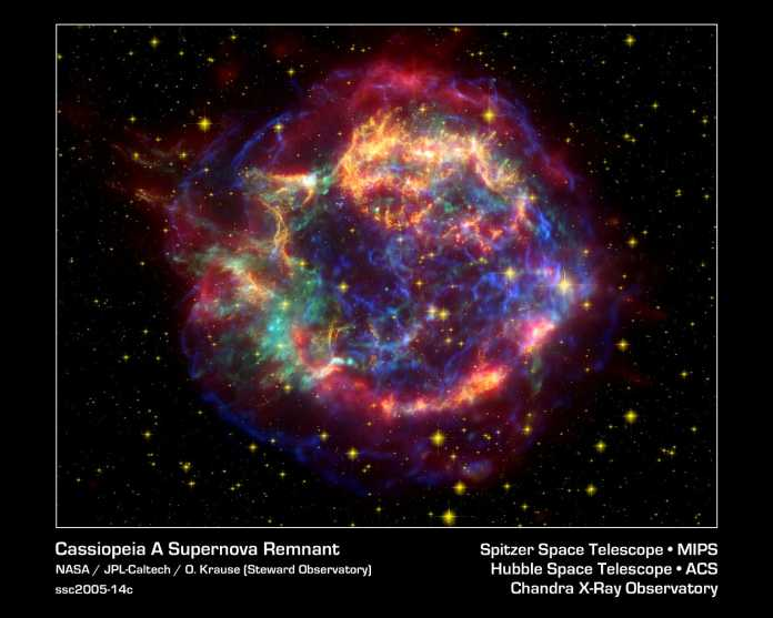 Bilder wie dieses sind künftig, sauber sortiert, auf NASA Images zu finden.