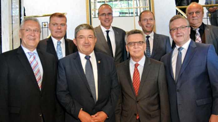 Berliner Erklärung: CDU/CSU-Innenminister wollen Vorratsdatenspeicherung deutlich aufbohren