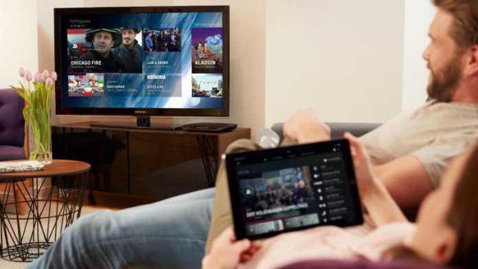 Internet-Fernsehen