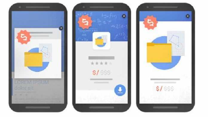 Google straft Popups auf Mobilseiten ab