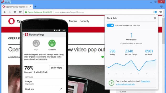 Opera meldet Datenabfluss in Browser-Synchronisation