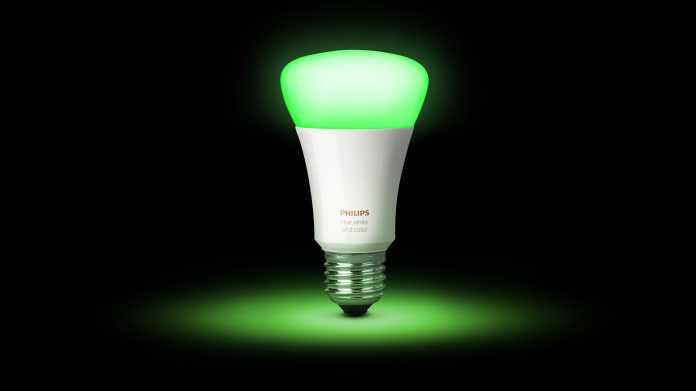 Philips Hue: Bewegungsmelder und rund 30 Leuchten