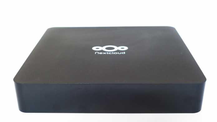Nextcloud Box soll die Cloud ins Heim bringen