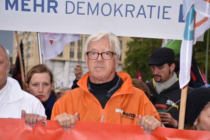 Thilo Bode, Geschäftsführer von Foodwatch: Wir kämpfen bis zum letzten Meter!