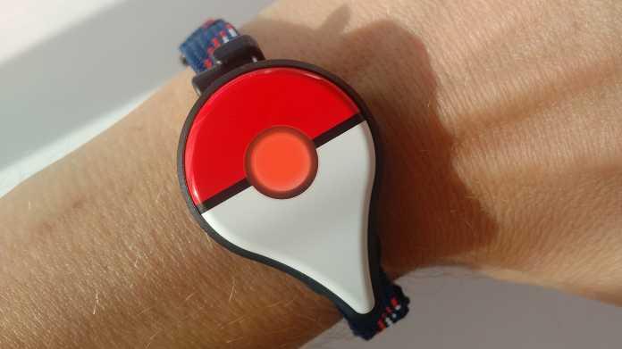 Das Pokémon Go Plus im Selbstversuch