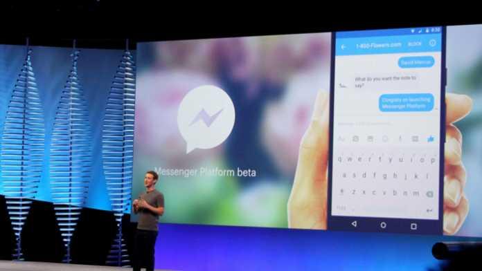 Chatbots boomen stärker als früher iPhone-Apps