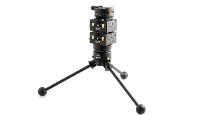 Alpa erweitert modulares Kamerasystem