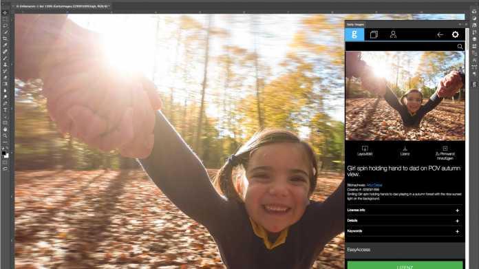 Getty Images bringt Plugin für Adobe Creative Cloud