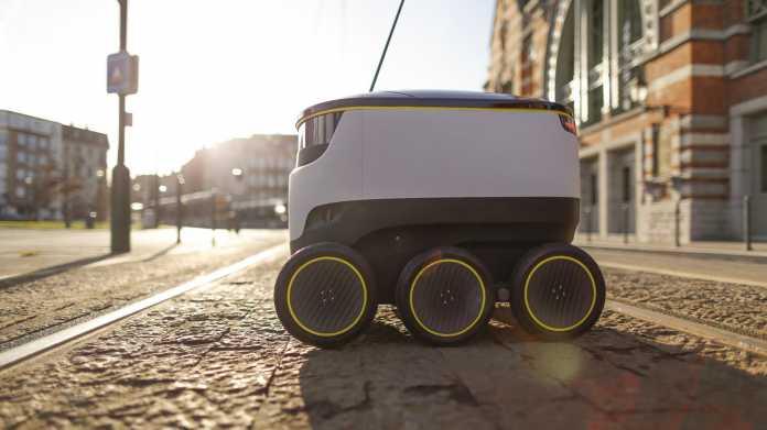Media-Markt startet Roboter-Test zur Warenlieferung