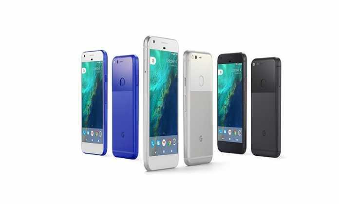 In drei Farben wird es das Pixel und das Pixel XL geben. Die balue Version aber nur in den USA als Special Edition.