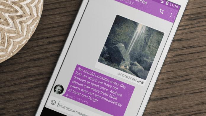 Krypto-Messenger: Signal wehrt geheime US-Forderung nach Nutzerdaten ab