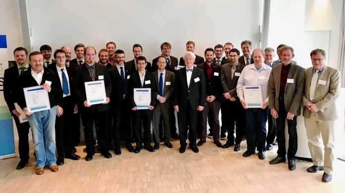Harvester gewinnt 6. Deutschen IT-Sicherheitspreis