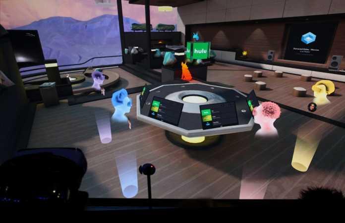 Gemeinsames VR-Fernsehen