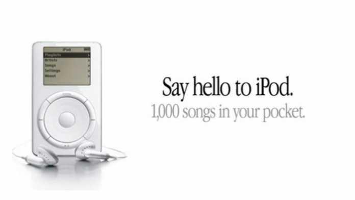 """""""1000 Songs in Deiner Tasche"""": Der iPod wird 15"""